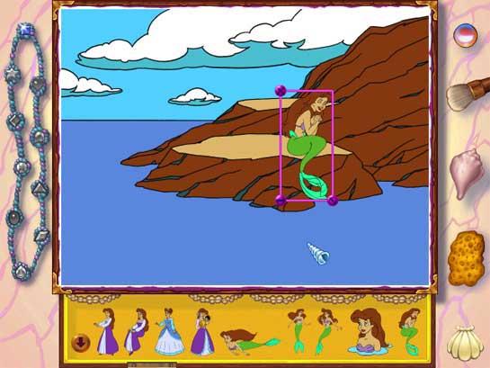 Русалочка 2: возвращение в море (2000) скачать торрентом.