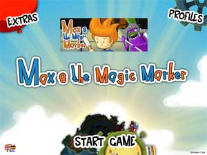 Max and the Magic Marker v1.04 (Макс и волшебный маркер)